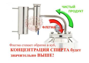 samogonniy apparat  favorit s suhoparnikom 4
